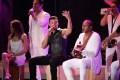 Ricky Martin, ante más de 15 mil personas en el escenario de la Quinta Vergara