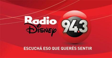 Radio Disney 94.3 Argentina - FM 94.3 - Buenos Aires