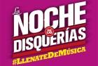 Noche Disquerías 2014 Logo