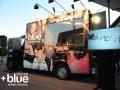 Fm Blue 100.7 transmite en exclusiva desde ArteBA