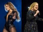 """Beyoncé y Adele compiten por """"Mejor Album del Año"""", """"Mejor Canción del Año"""" y """"Grabación del Año"""""""
