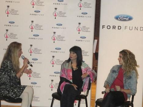 Maitena Aboitiz, Claudia Montero y Marilina Bertoldi
