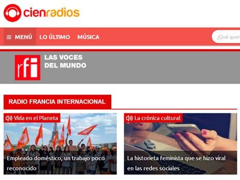 RFI Cienradios