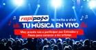 Rapipago se mete con todo en el sponsoreo de shows musicales