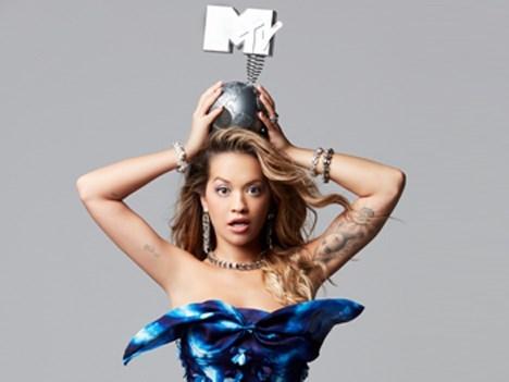 Rita Ora será la anfitriona de los MTV EMA 2017