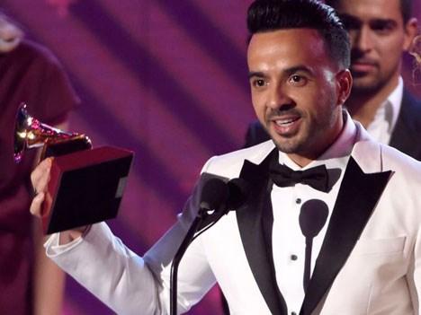 Despacito de Luis Fonsi y Daddy Yankee, la gran ganadora de los Latin Grammy