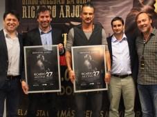 Chile: Movistar Arena premia a Ricardo Arjona como el artista más exitoso del recinto