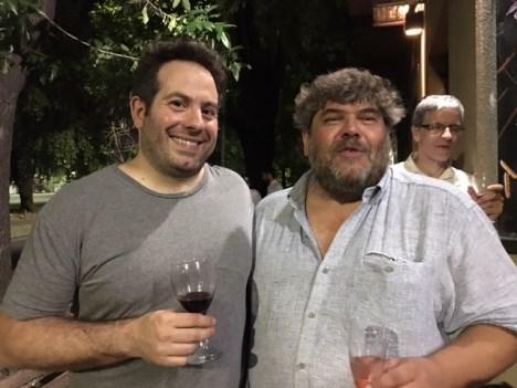 Eduardo Sempé de Rock & Reggae y Alejandro Varela de S Music