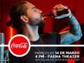 Maluma presenta el nuevo tema de Coca-Cola para el Mundial