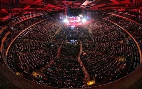 Maluma abre el FAMA Tour con un sold out en el Madison Square Garden