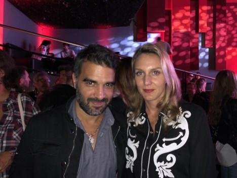 Ana Poluyan y Pablo Valente