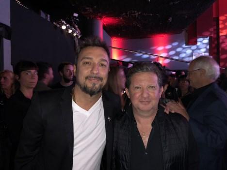 Damian Amanto y Gabriel Bursztyn