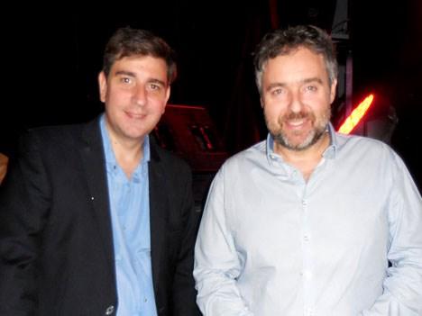 Diego y Mariano Morello