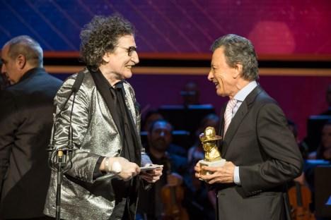 Premios Gardel: Charly García se llevó seis galardones y es de Oro