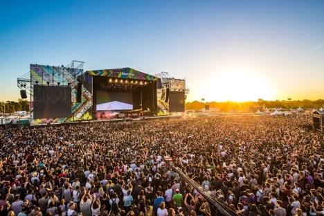Lollapalooza: 120.000 entradas vendidas en tres horas