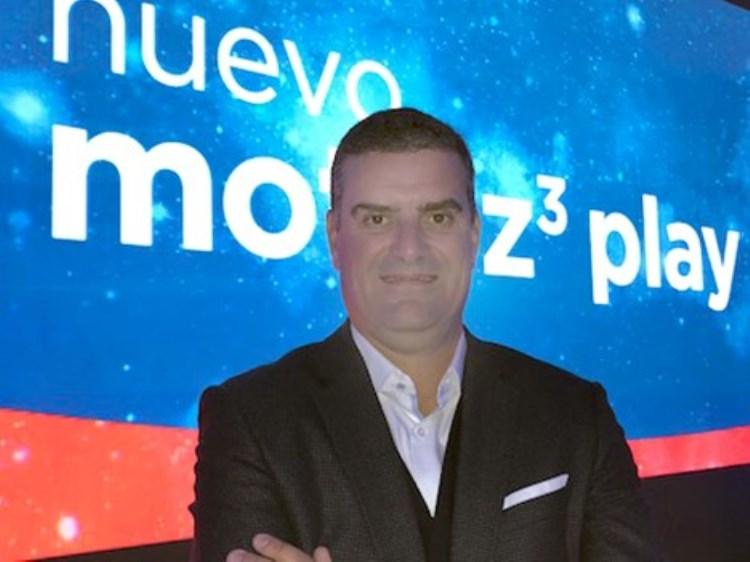 Germán Greco, Director general de Motorola