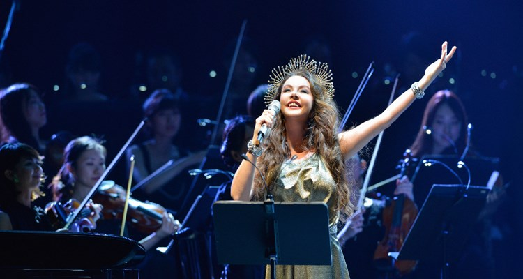 DF presenta a Sarah Brightman en el Teatro Colón