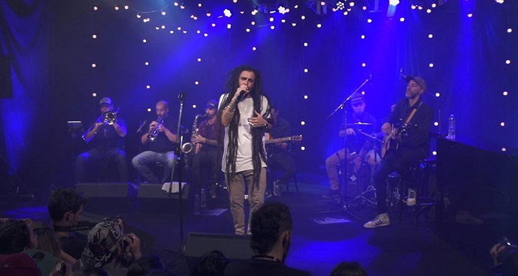 Dread Mar I acústico en YouTube