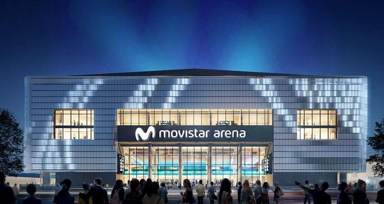Nace Movistar Arena en Villa Crespo