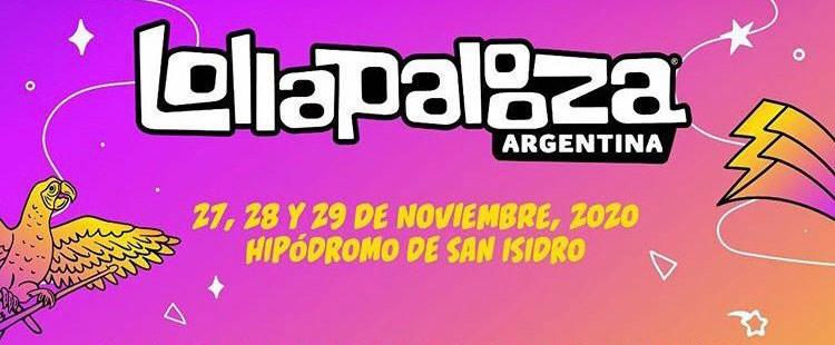 Lollapalooza Argentina 2020 tiene nueva fecha