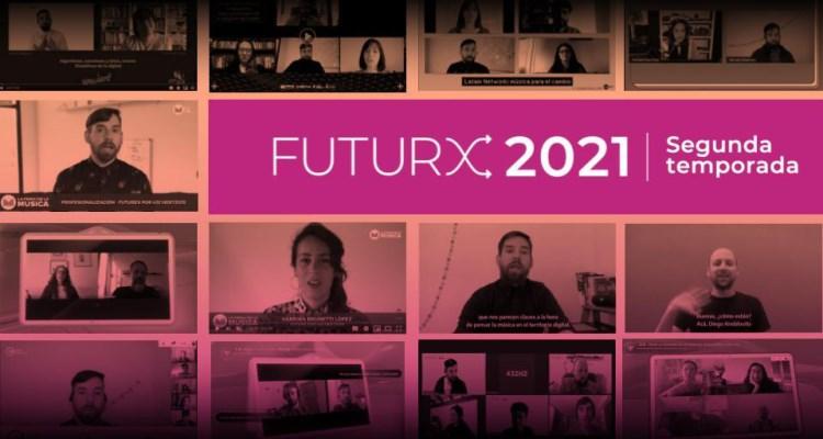 FUTURX 2021: el espacio de profesionalización para la industria musical