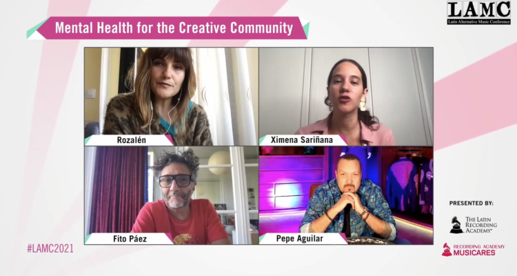 Panel: Mental Health for the Creative Community