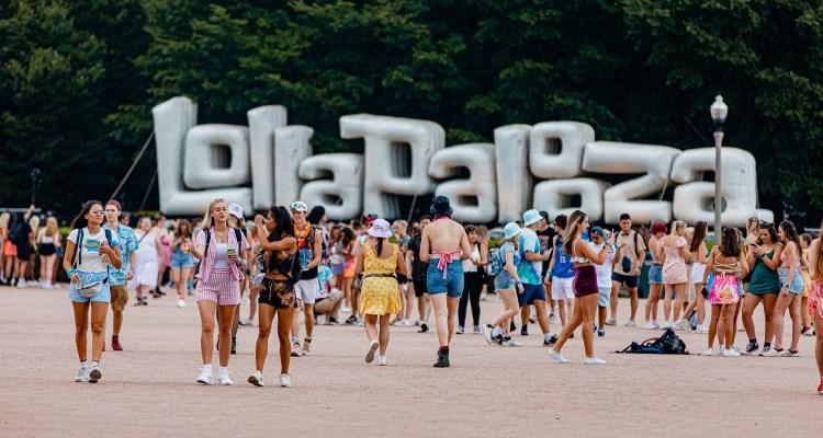 400 mil personas protagonizaron el regreso del Lollapalooza en Chicago