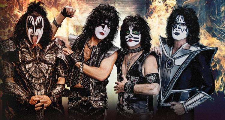 Kiss llegará en 2022 a Sudamérica