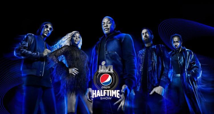 Dr. Dre, Eminem, Snoop Dogg, Mary J. Blige y Kendrick Lamar conformarán el show del Super Bowl LVI